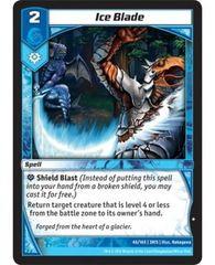 3RIS-46/165 (C) Ice Blade