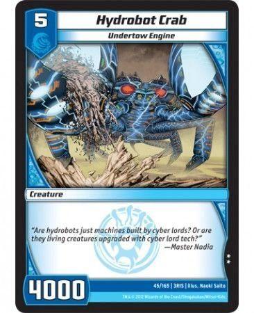 3RIS-45/165 (U) Hydrobot Crab