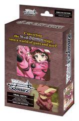 """Weiss Schwarz English Trial Deck+ (Plus) """"Sword Art Online Alternative Gun Gale Online"""" by Bushiroad"""