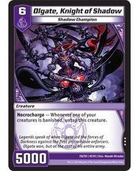 4EVO-28/55 (R) Olgate, Knight of Shadow