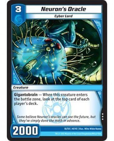 4EVO-18/55 (R) Neuron's Oracle