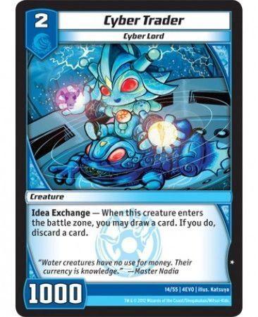 4EVO-14/55 (C) Cyber Trader