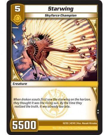 4EVO-10/55 (U) Starwing