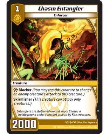 4EVO-1/55 (C) Chasm Entangler