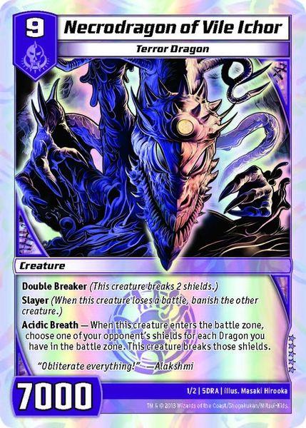 5DRA-1/2 (SR) Necrodragon of Vile Ichor