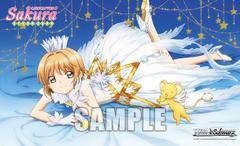 """Weiss Schwarz Rubber Mat """"Cardcaptor Sakura Clear Card"""" by Bushiroad"""