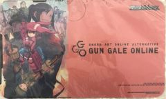 "Weiss Schwarz Rubber Mat ""Sword Art Online Alternative Gun Gale Online"" by Bushiroad"