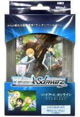 "Weiss Schwarz Japanese Trial Deck+ (Plus) ""Sword Art Online -Alicization-"" by Bushiroad"