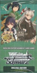"Weiss Schwarz English Booster Box ""Kantai Collection: KanColle 2nd Fleet"" by Bushiroad"