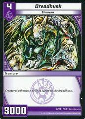 7CLA-31/110 (C) Dreadhusk