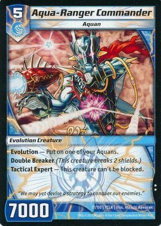 7CLA-17/110 (U) Aqua-Ranger Commander