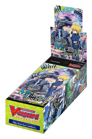 "Cardfight!! Vanguard Extra Booster Vol.08 ""My Glorious Justice"" by Bushiroad"