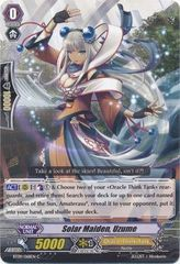 BT09/068EN (C) Solar Maiden, Uzume