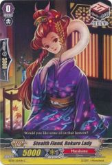 BT09/054EN (C) Stealth Fiend, Rokuro Lady