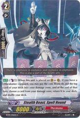 BT09/046EN (C) Stealth Beast, Spell Hound