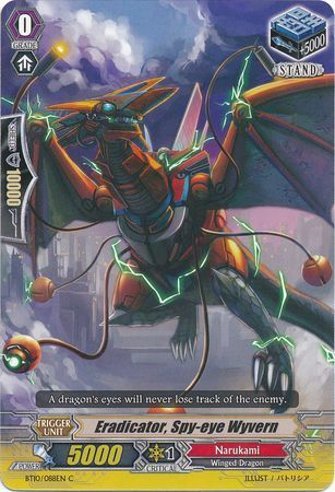 BT10/088EN (C) Eradicator, Spy-eye Wyvern