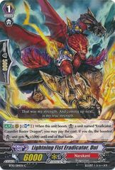 BT10/084EN (C) Lightning Fist Eradicator, Dui
