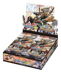 "Future Card Buddyfight Ace Booster Pack Vol.5 ""War of Dragods"" BFE-S-BT05 by Bushiroad"