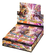 "Future Card Buddyfight Ace Booster Pack Alternative Vol.2 ""Blazing Overclash"" BFE-S-BT02A by Bushiroad"