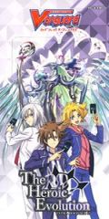 """Cardfight!! Vanguard Extra Booster Vol.07 """"The Heroic Evolution"""" VGE-V-EB07 by Bushiroad"""