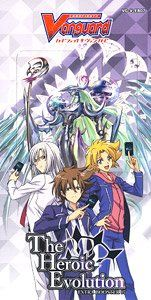 "Cardfight!! Vanguard Extra Booster Vol.07 ""The Heroic Evolution"" VGE-V-EB07 by Bushiroad"