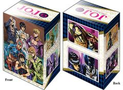 "Deck Holder Collection V2 ""JoJo's Bizarre Adventure: Golden Wind"" Vol.762 by Bushiroad"