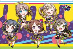 "Rubber Mat Collection ""BanG Dream! Girls Band Party! PICO (Poppin' Party Colorful Poppin!)"" Ver.365 by Bushiroad"