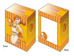 "Deck Holder Collection V2 ""Love Live! (Kosaka Honoka) Part.2"" Vol.766 by Bushiroad"