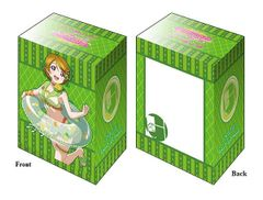 "Deck Holder Collection V2 ""Love Live! (Koizumi Hanayo) Part.2"" Vol.773 by Bushiroad"