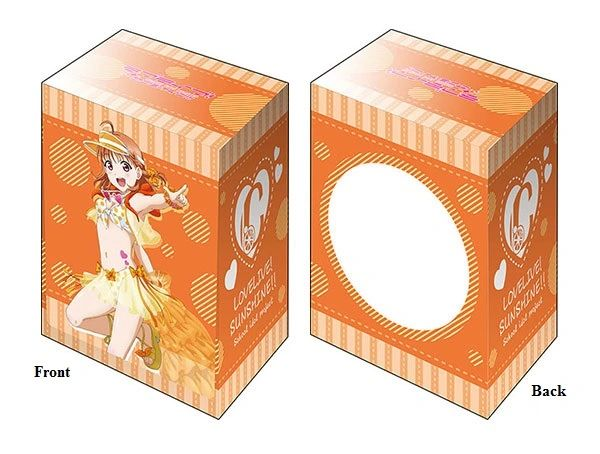 "Deck Holder Collection V2 ""Love Live! Sunshine!! (Takami Chika) Part.5"" Vol.775 by Bushiroad"