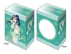 "Deck Holder Collection V2 ""Love Live! Sunshine!! (Matsuura Kanan) Part.5"" Vol.777 by Bushiroad"