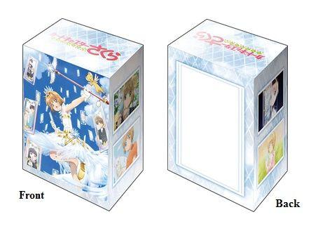 """Deck Holder Collection V2 """"Cardcaptor Sakura: Clear Card"""" Vol.785 by Bushiroad"""