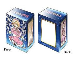 "Deck Holder Collection V2 ""Cardcaptor Sakura: Clear Card (Kinomoto Sakura)"" Vol.786 by Bushiroad"