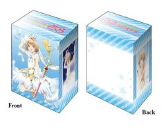 "Deck Holder Collection V2 ""Cardcaptor Sakura: Clear Card (Sakura & Kero)"" Vol.787 by Bushiroad"