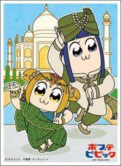 """Character Sleeve """"Pop Team Epic (India)"""" EN-769 by Ensky"""