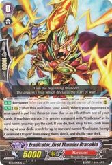 BT11/090EN (C) Eradicator, First Thunder Dracokid