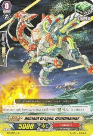 BT11/087EN (C) Ancient Dragon, Ornithhealer