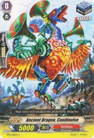 BT11/086EN (C) Ancient Dragon, Caudinoise