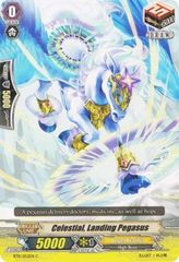 BT11/052EN (C) Celestial, Landing Pegasus