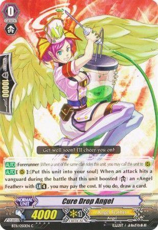 BT11/050EN (C) Cure Drop Angel