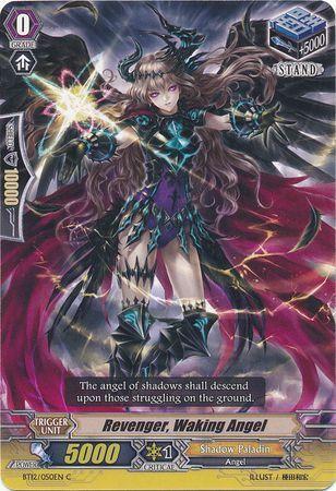 BT12/050EN (C) Revenger, Waking Angel