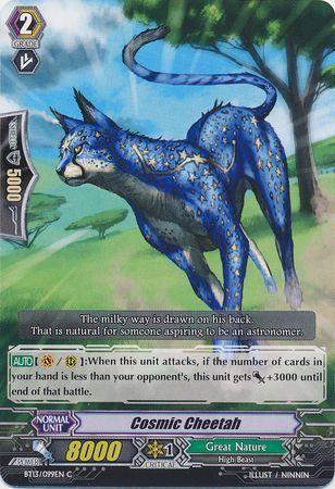 BT13/099EN (C) Cosmic Cheetah