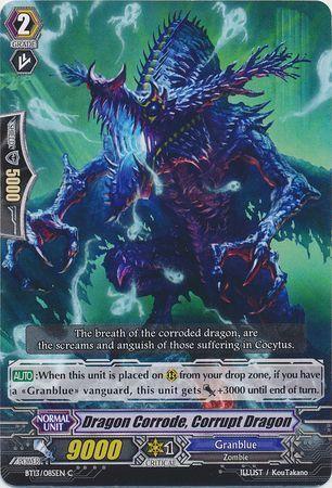 BT13/085EN (C) Dragon Corrode, Corrupt Dragon