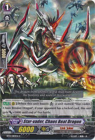 BT13/083EN (C) Star-vader, Chaos Beat Dragon