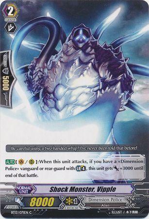 BT13/071EN (C) Shock Monster, Vipple