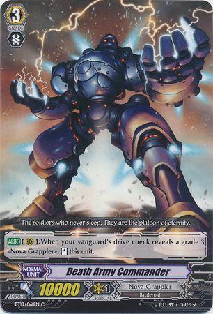 BT13/061EN (C) Death Army Commander