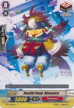 BT13/058EN (C) Stealth Fiend, Ohtsuzura