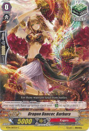 BT14/087EN (C) Dragon Dancer, Barbara