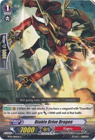 BT14/080EN (C) Diable Drive Dragon