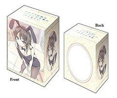 "Deck Holder Collection V2 ""Rascal Does Not Dream of Bunny Girl Senpai (Sakurajima Mai) Part.6"" Vol.798 by Bushiroad"